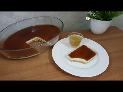حلى الزبادي والكراميل Dessert Yogurt And Caramel Youtube Desserts Food Beef Recipes