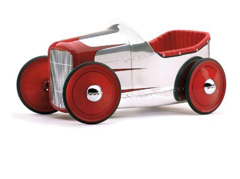 Street Rod Pedal Cars - Tot Rods