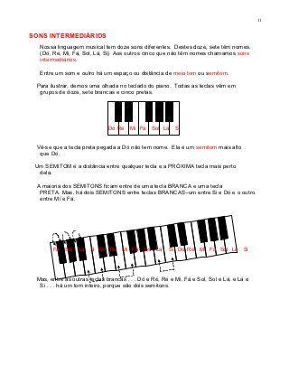 Apostila Teoria Musical Teoria Musical Musical Aprendendo Musica