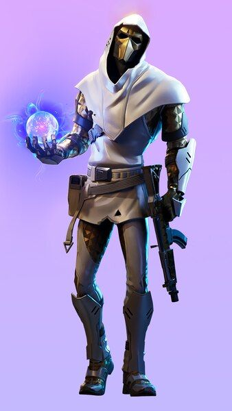 Fortnite Chapter 2 Fusion Season 1 Battle Pass Skin Outfit 4k Hd