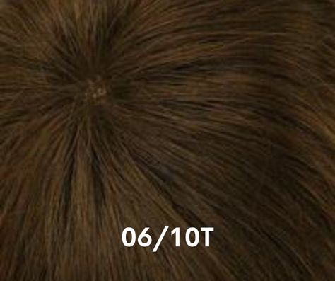 Wig Pro Lace Topper Hand Tied - 06/10T