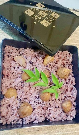 美味しい 栗 ご飯 の 作り方