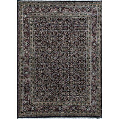 Bokara Rug Co Inc One Of A Kind Hand Knotted 5 1 X 7 Wool Cotton Brown Area Rug Beige Area Rugs Teal Area Rug Area Rugs