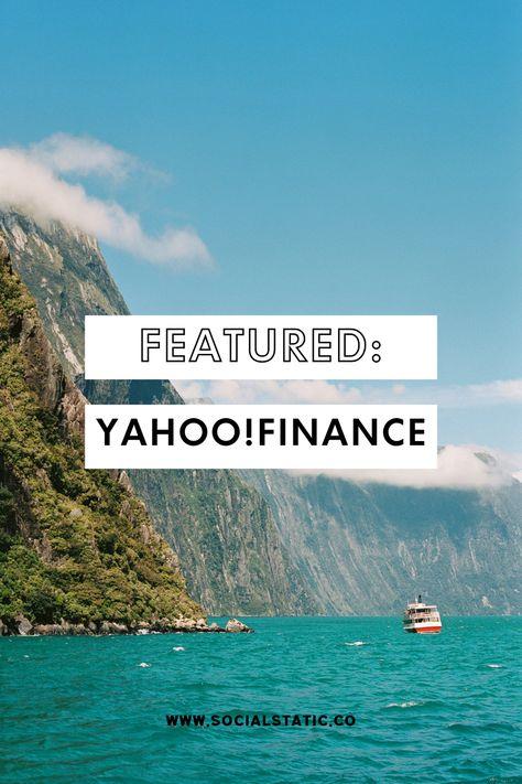 Digital Nomad Elizabeth Prairie is Featured in Yahoo! Finance!