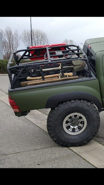 Show Off Your Bed Racks In 2020 Truck Accesories Trucks Toyota Tacoma