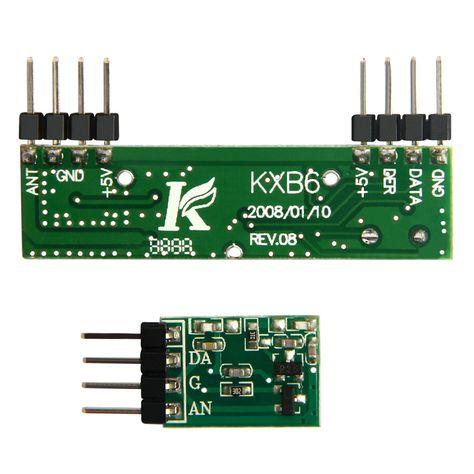 Prototype board module SAMD11C14A  ARM 32bit processor USB Arduino PM25.1