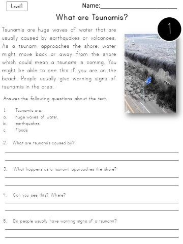 Natural Disasters Reading Passages Leveled Nonfiction Task Cards Literacy Worksheets Natural Disasters Nonfiction Reading