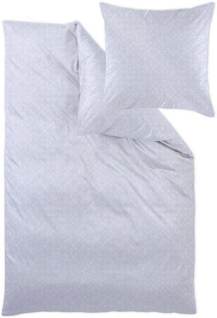 Bettwasche Cleo Mit Kreisen Bettwasche Bett Und Kissenbezuge