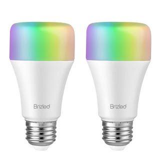 Brizled Wifi Smart Light Bulbs A19 9w