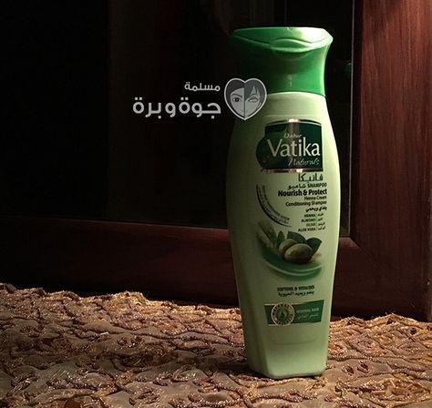 في رحلة بحثي عن شامبو خالي من السليكون يكون متوفر في مصر وبسعر معقول جربت شامبو فاتيكا يغذي ويحمي للشعر العادي وهذ Shampoo Shampoo Bottle Dish Soap Bottle