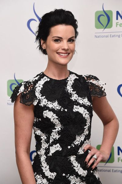 Actress Jaimie Alexander attends the 15th Annual Benefit Gala, An Evening Unmasking Eating Disorders.