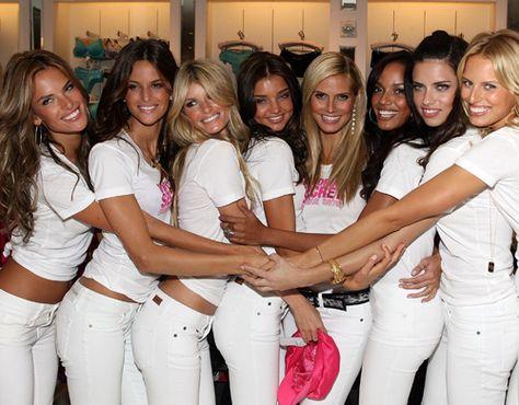 VS models. WANT THAT BOD!!!