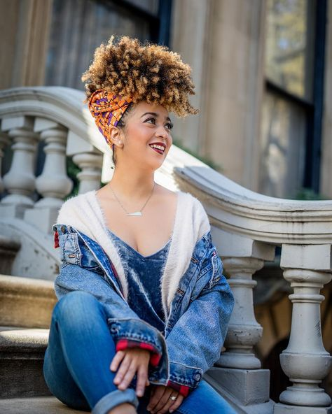 naturalhairstyles Fine-Apple my go to style! . ....