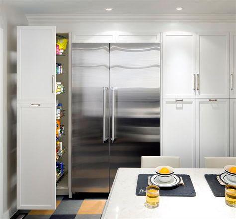 Thermador Counter Depth Column Refrigerators