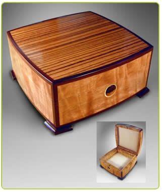 Small Decorative Box Wooden Box ~ Woodwork  Woodwork Stonework Metalwork