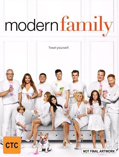 Modern Family Season 10 Modern Family Family Tv Family Poster