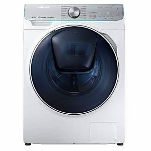 Samsung Wd10n84gnoa Eu Washer Dryer White In 2020 10kg Washing Machine Samsung Washer And Dryer