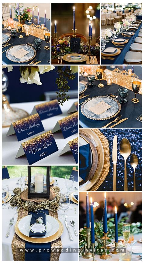 Elegant or rustic laser cut wedding invitations wow your guest with unique shapes and lace. Shop laser cut invitations at Pro Wedding Invites. Navy Blue And Gold Wedding, Gold Wedding Theme, Wedding Themes, Dream Wedding, Navy Blue Groom, Navy Wedding Colors, Popular Wedding Colors, Wedding Flowers, Wedding Ideas