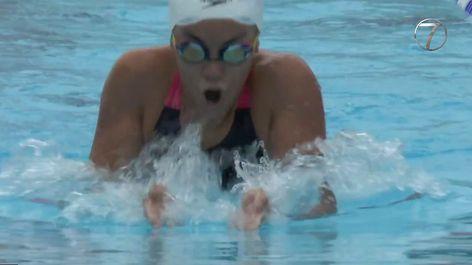SLP.- La nadadora potosina María José Mata Cocco, seleccionada nacional y tres veces medallista en los Juegos Centroamericanos y del …