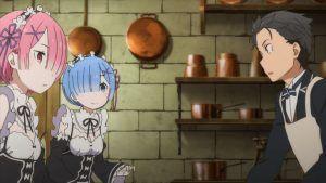 Re Zero Kara Hajimeru Isekai Seikatsu Memory Snow Subtitle