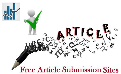 Free Article Submission Sites (2021 List)