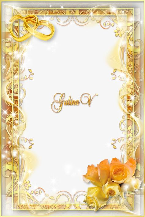 Mood Frame pictures, Flower, Starlight, Yellow PNG and PSD