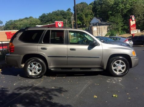 Used 2009 Gmc Envoy Sle 1 4wd For Sale In Pittsburgh Pa 15226 Used Car World Of West Liberty Used Suv Used Cars Pittsburgh Pa