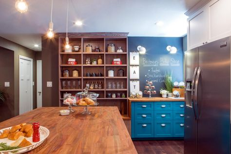 44 Best Beautiful Bakeru0027s Kitchen   #AMDK S1 Ep1 Images On Pinterest   Bakers  Kitchen, Hanging Cabinet And Hgtv Kitchens.