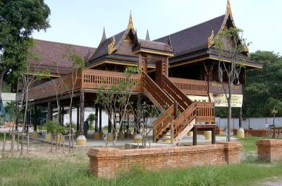 Building A Thai Teak Wood House Page 3 House In 2019