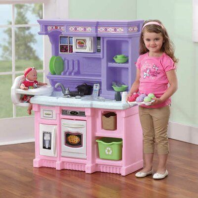 Step2 30 Piece Little Baker S Kitchen Set In 2020 Kids Play