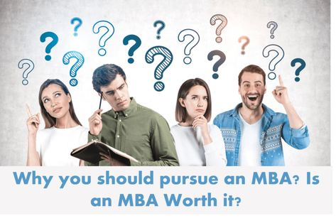Why MBA in 2021?