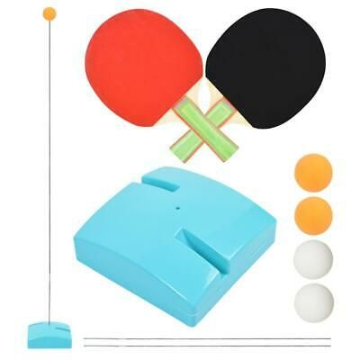 Advertisement Ebay Ping Pong Training Machine With Different Spin Balls For Training Table Tennis Table Tennis Training Tables
