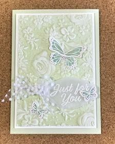 2b8a413092039d Ann Craig - distINKtive STAMPING designs - Stampin' Up!® Australia: Country  Floral Embossing Folder