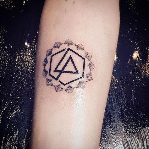 Linkin Park Tattoos Lp Tattoo Tattoo Designs