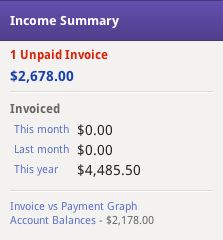 Invoice Payment Terms Net Or Due On Receipt Cashboard App - How to collect unpaid invoices
