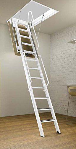 Rainbow F3060 10 30 L X 60 W F Series Attic Ladder Stair 9 4 H