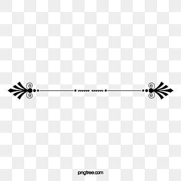 Decorative Lines Decoration Line Pattern Png Transparent Clipart Image And Psd File For Free Download Decorative Lines Instagram Frame Template How To Wrap Flowers