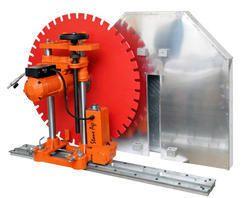 Electric Wall Cutter Machine Concrete Hydraulic Hydraulic Systems