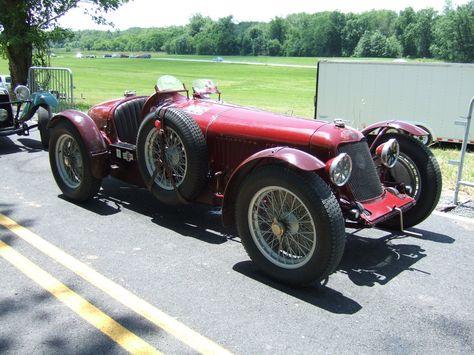 1932 Maserati 8C 3000/M chassis 3004 by Aya-Wavedancer on ...