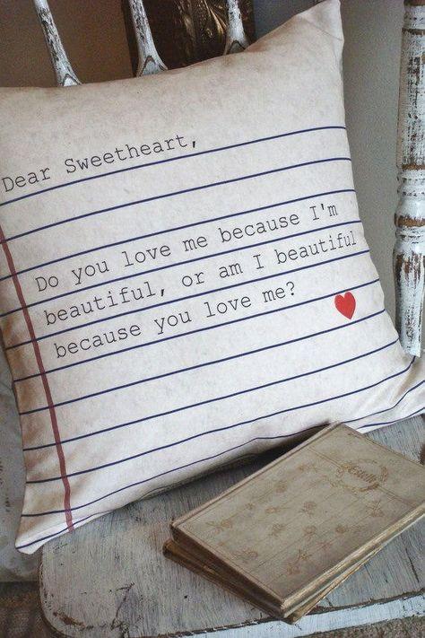 Marche Cuscini.Jolie Marche Cotton And Burlap Pillow Cover The Dear Sweetheart