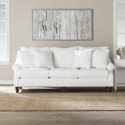 Fairchild Slipcovered Sofa Sofa Elegant Sofa Slipcovers