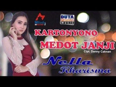 Download Nella Kharisma Kartonyono Medot Janji Official Songs For