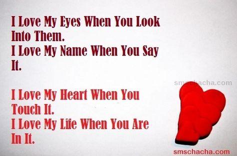 Love Sms Messages, Love Shayari Status
