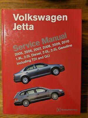Advertisement Ebay Volkswagen Vw Jetta A5 Bentley Service Repair Manual Vj10 2006 07 08 09 10 Volkswagen Jetta Vw Jetta Volkswagen