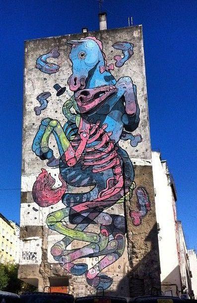 Ariz Ariz Street Art Artists Street Art Graffiti Street Art