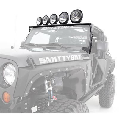 Smittybilt Xrc Light Bar 76910 Jeep Wrangler Light Bar Jeep Wrangler Lights Smittybilt