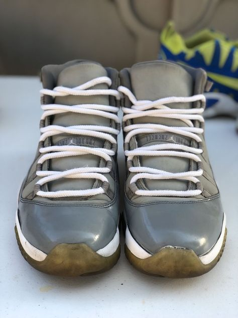 ad2f6f80c06808 Nike Air Jordan Cool Grey 11  fashion  clothing  shoes  accessories   mensshoes  athleticshoes (ebay link)