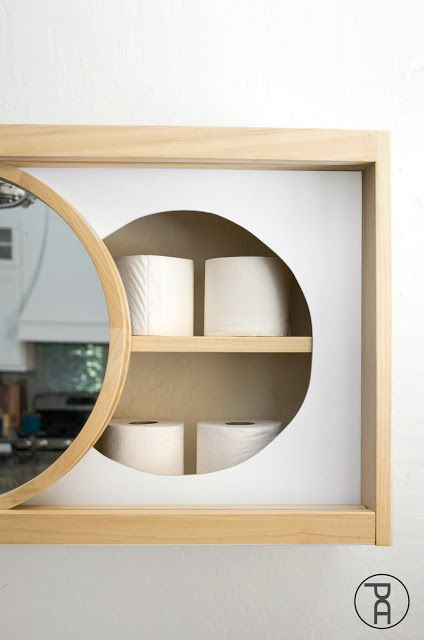 How To Build A Round Mirror Wall Cabinet Wall Cabinet Bathroom