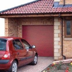Seceuroglide Lt Insulated Roller Garage Door Sku Sec Vrgd Availability In Stock Regular Price 1 096 Garage Doors Door Insulation Garage Door Insulation