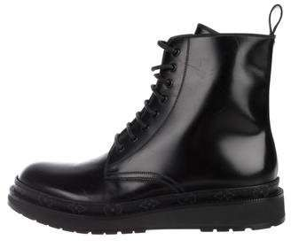 Louis Vuitton 2018 Black Ice Ankle Boot